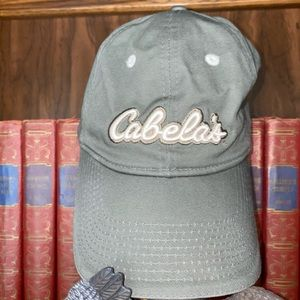 Cabelas grey outfitter mountain man hat